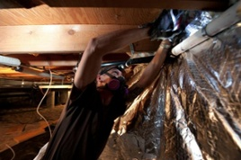 A Do-It-Yourself Guide to Sealing and Insulating your Attic