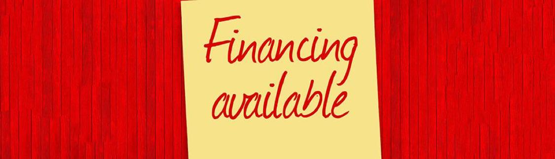 Financing, Rebates