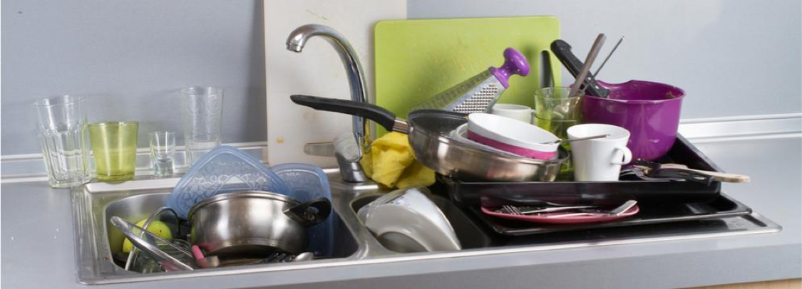 Sink Full of Dishes - Armstrong