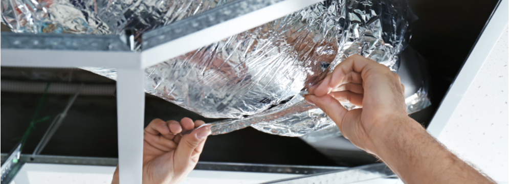 Commercial Duct Repair Saves You Money & Energy