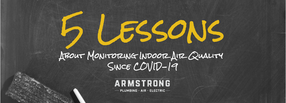 5 Lessons About Monitoring Indoor Air Quality Since COVID-19