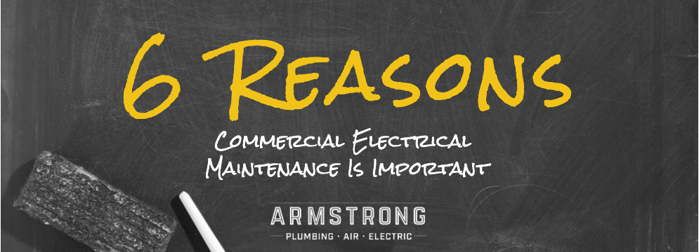 6 Reasons Commercial Electrical Maintenance Is Important