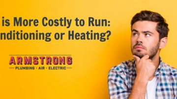 Which Is More Costly To Run: Air Conditioning Or Heating?