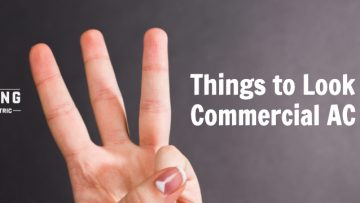 3 Things To Look For In Commercial AC Service