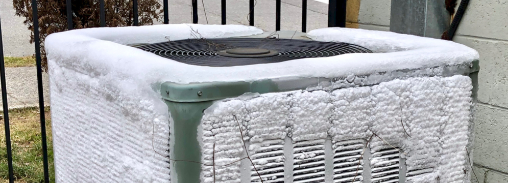 How Long Does It Take To Unfreeze A Central AC Unit?