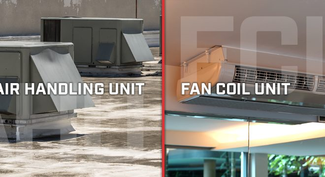 What Is The Difference Between TFA And AHU HVAC?